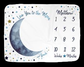 Watercolor Moon Stars (new) MOCK